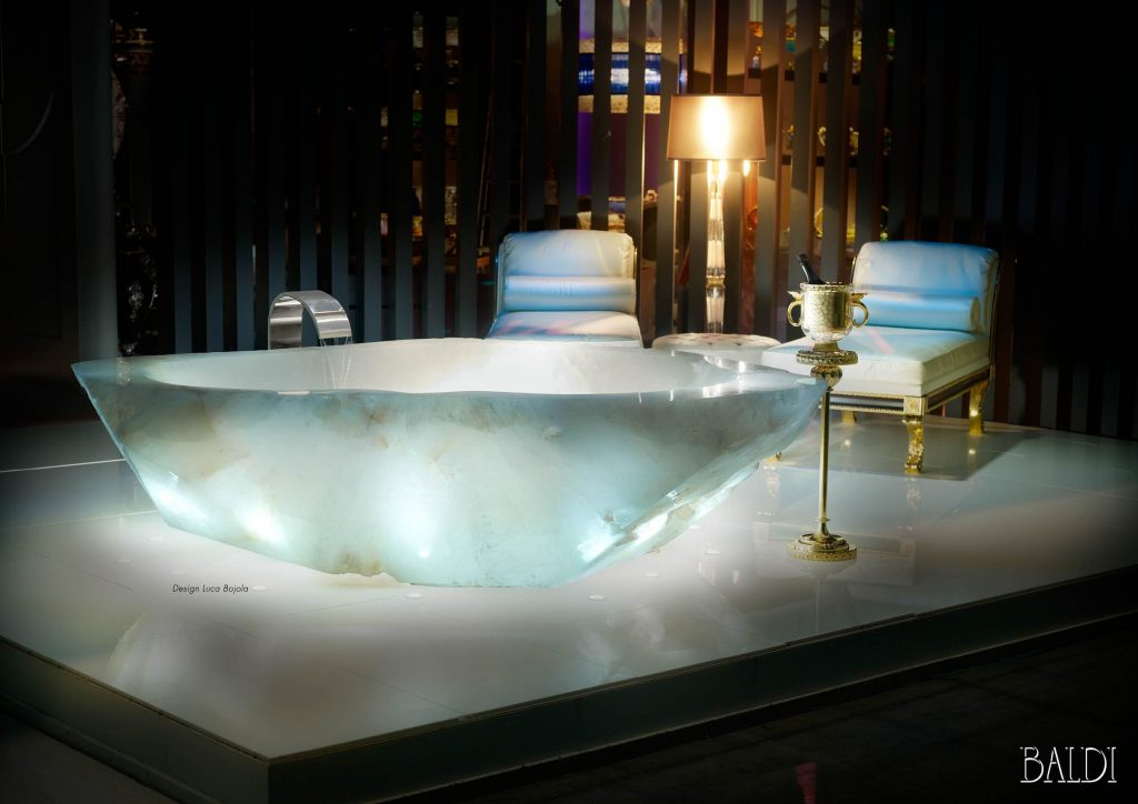 Wanne für über 1 Million Euro - Tamara Ecclestone badet im Luxus