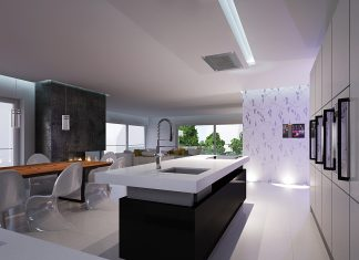 Interior design für die Küche. Designer Torsten Müller aus Bad Honnef naehe Köln Bonn