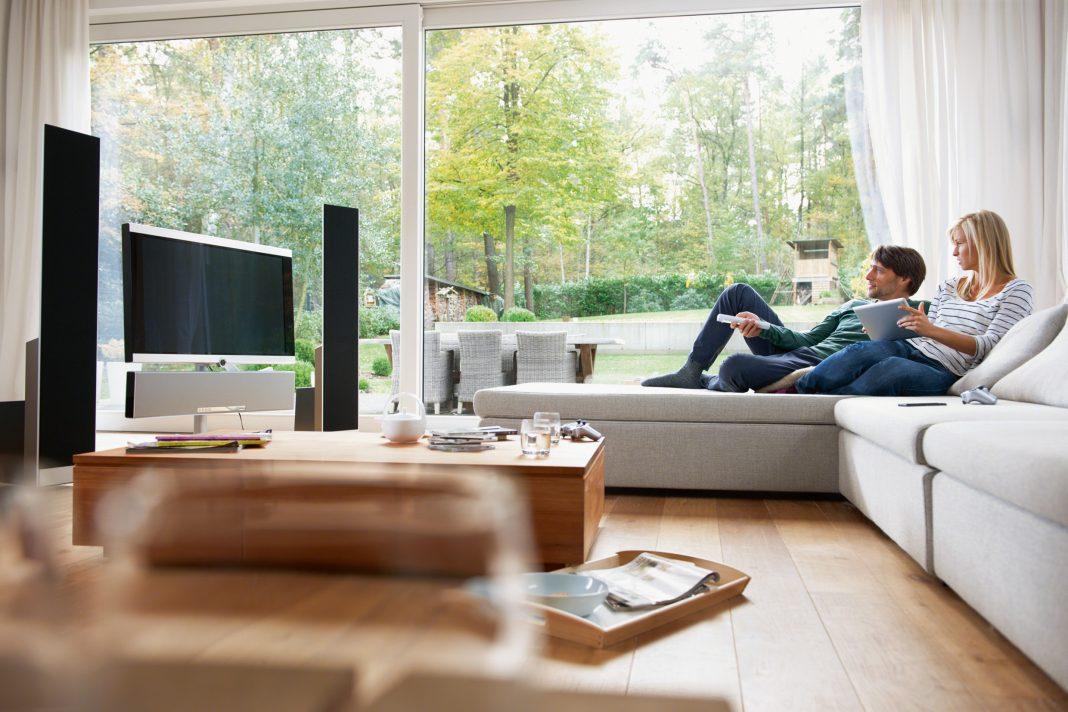 Deswegen auch smart home