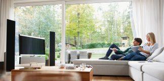 """Deswegen auch smart home """"Alles, was das Leben leichter macht. Intelligente Lösungen für Zuhause."""