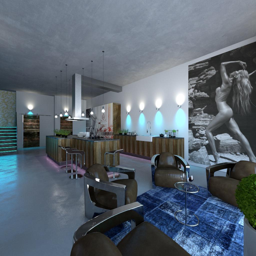 3D Visualisierungen für Bad- Spa- und Raum-Architektur   HWZ