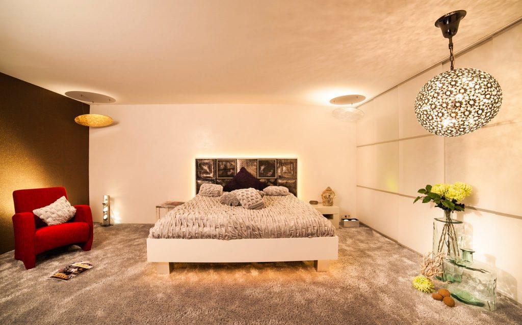 Schlafzimmer Einrichtung Inspiration mit dem designer Torsten Müller aus Bad Honnef am Rhein nähe Köln Bonn Düsseldorf