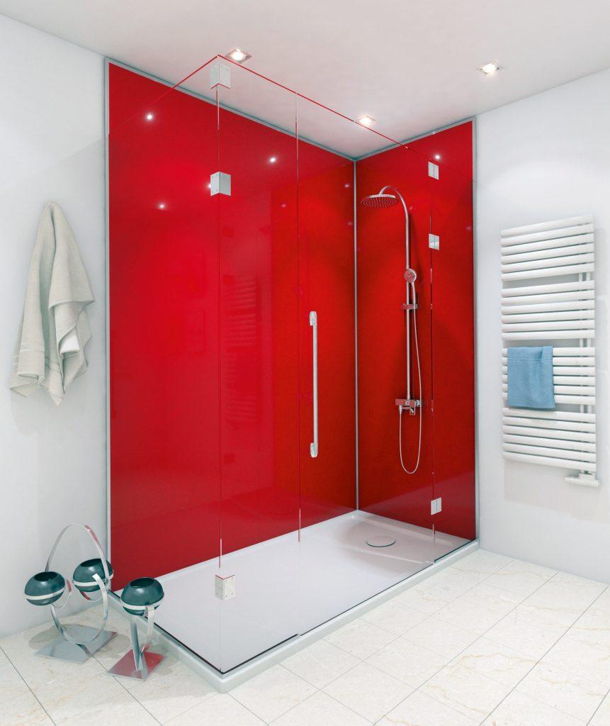 duschen geht ohne fliesen | hwz, Wohnzimmer dekoo