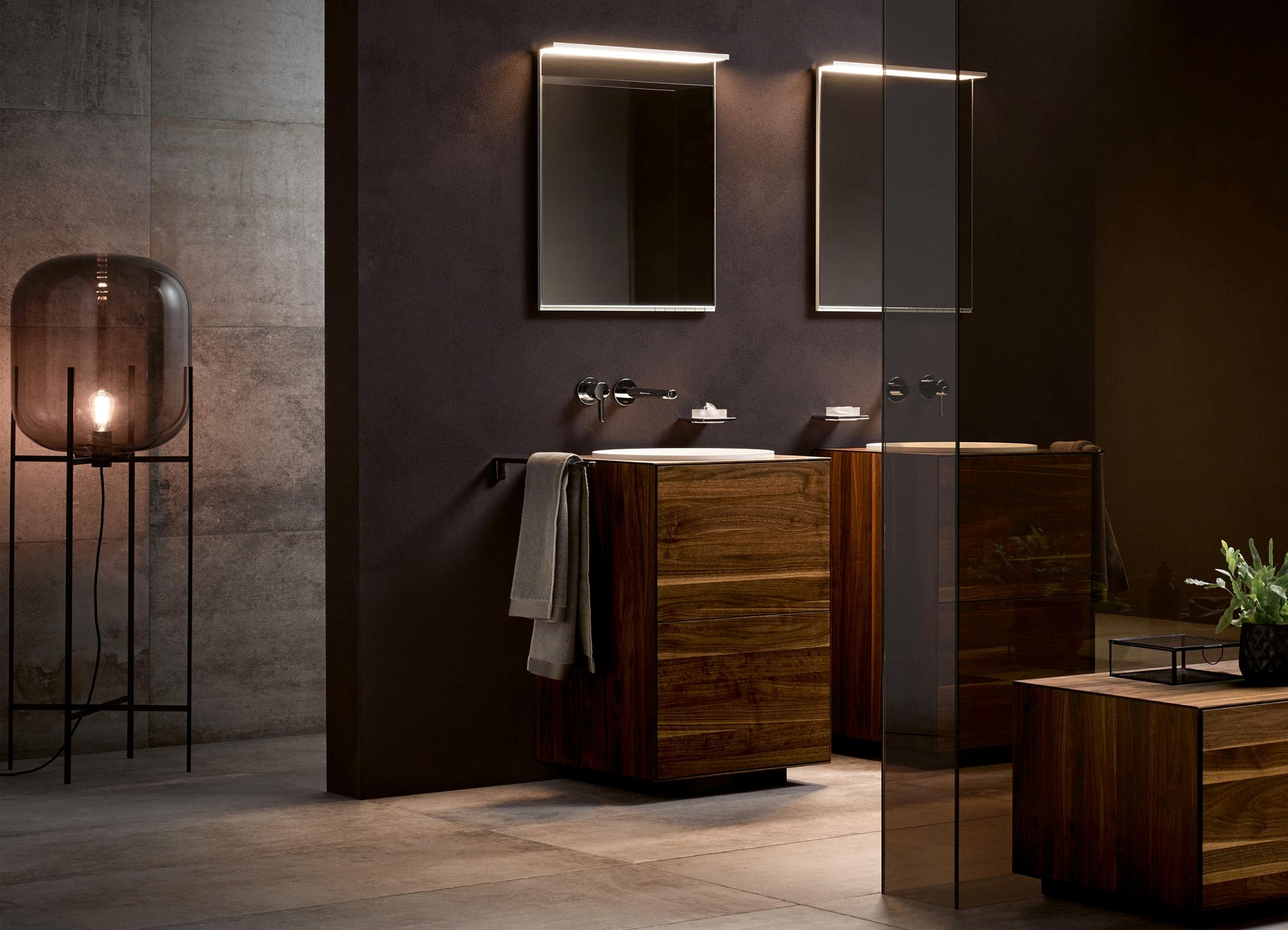 lichtspektakel im badezimmer hwz. Black Bedroom Furniture Sets. Home Design Ideas
