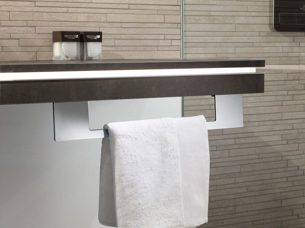 Nicht nur zum schönen Schein: Das Badezimmer im Lampenfieber