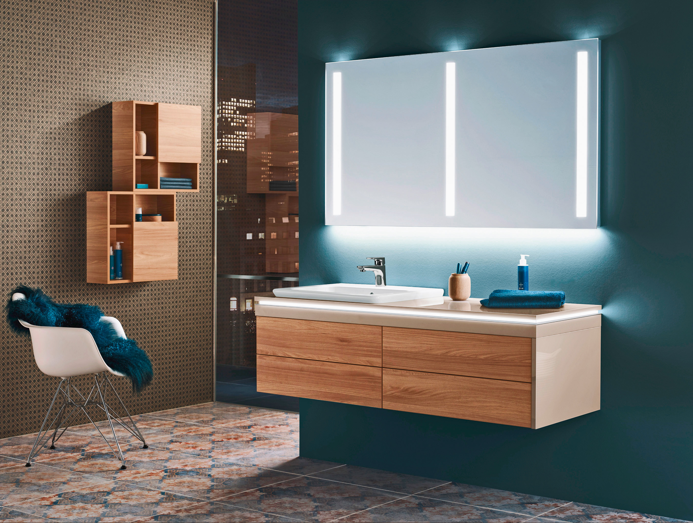 bad als wellness oase hwz. Black Bedroom Furniture Sets. Home Design Ideas