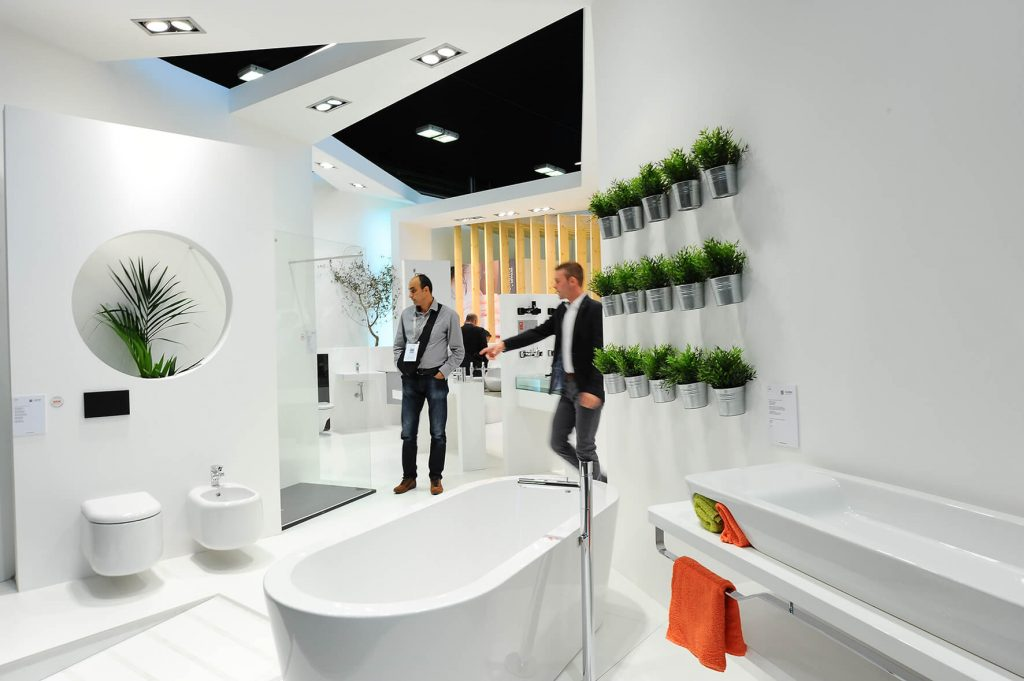 Cersaie 2017 in Bologna