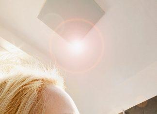An der Decke geht die Sonne auf – Mit Infrarotheizungen Badezimmer effizient und angenehm wärmen