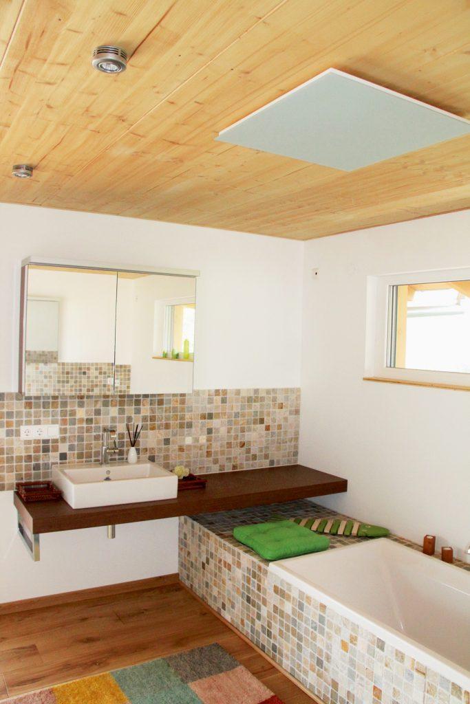 Badezimmer Infrarotheizung | Infrarotheizung Im Badezimmer Hwz