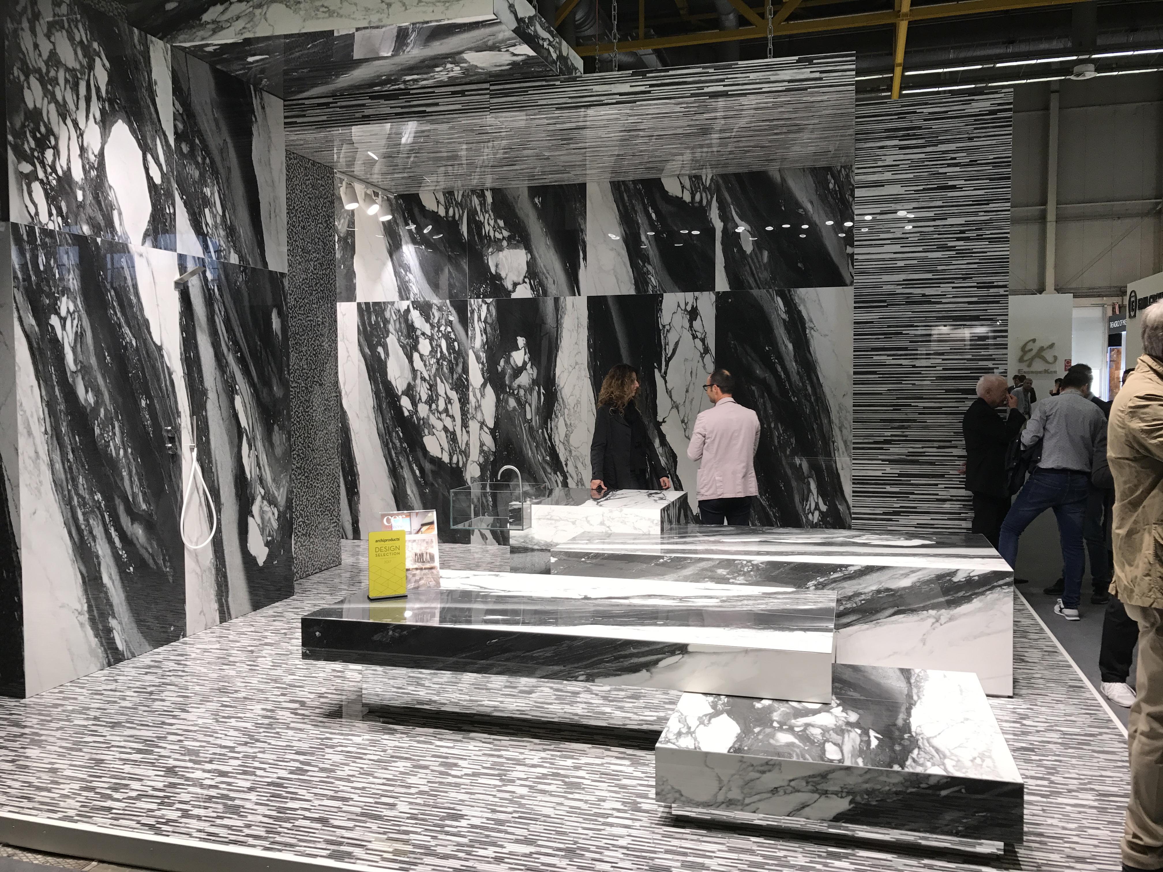 cersaie 2017 trends news f r bad und spa hwz. Black Bedroom Furniture Sets. Home Design Ideas