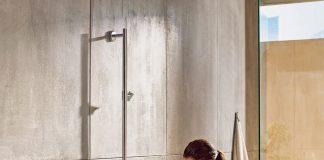 Sicherer Komfort für alle - Multifunktionale Dusch-Brausestange bietet optimalen Halt
