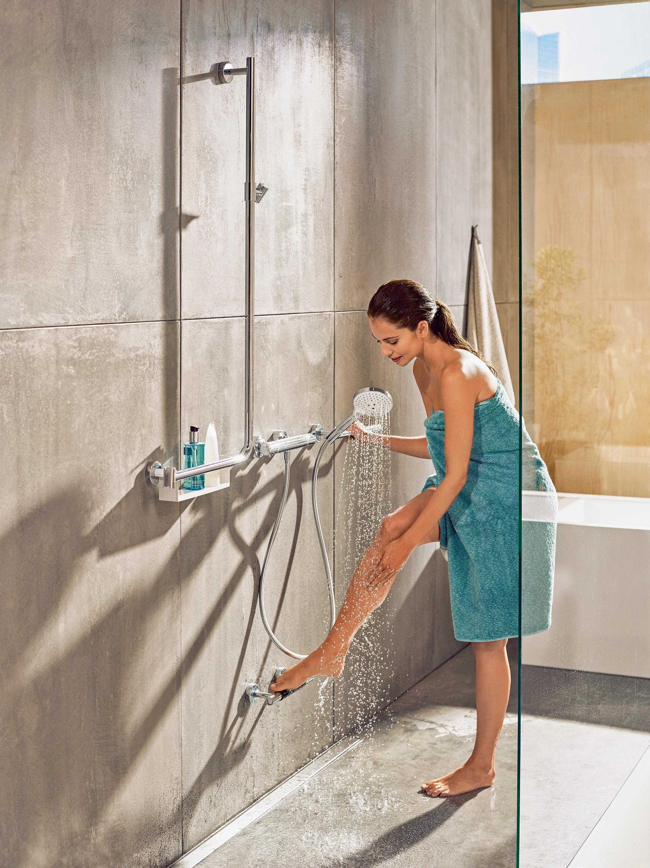 Multifunktionale Dusch Brausestange   HWZ