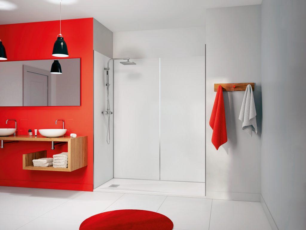 Wandpaneele für Dusche und Bad - HWZ
