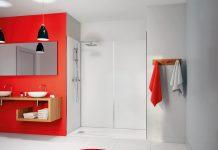 das g ste bad fugenlos gestalten hwz. Black Bedroom Furniture Sets. Home Design Ideas