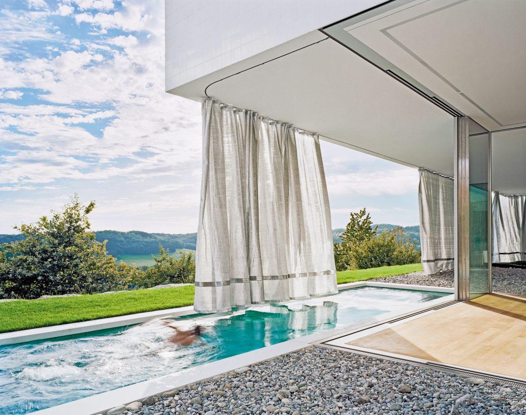 moderne architektur und die magie des schattenmachens hwz. Black Bedroom Furniture Sets. Home Design Ideas