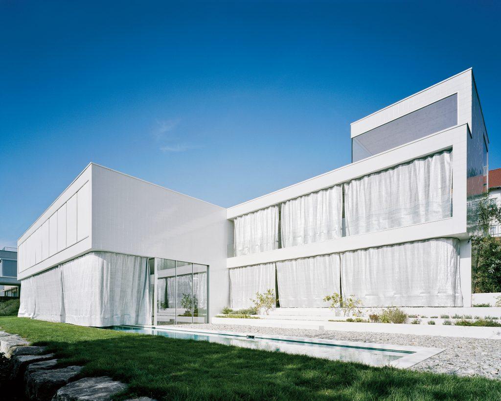 Moderne Architektur und die Magie des Schattenmachens | HWZ