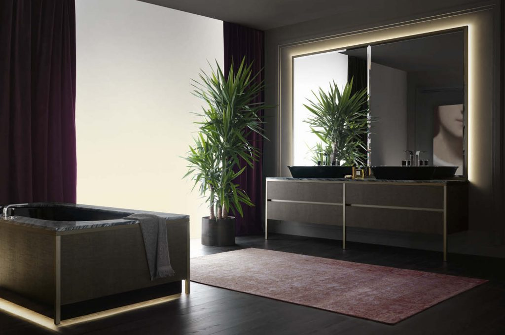 Salone del bagno milano u2013 der europäische tempel der bad branche hwz