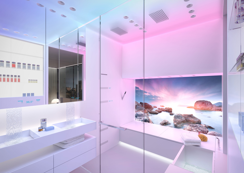"""Small Size Premium Spa"" Konzepts, kurz SSPS®. Planung Beratung Verkauf Bad Honnef Koeln Bonn-Dornbracht-Badezimmer"