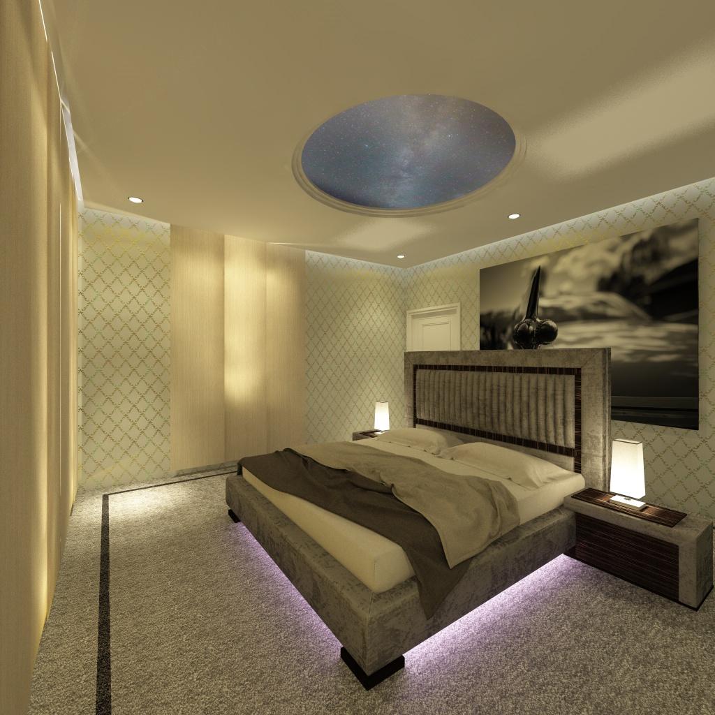 Modern Eingerichtete Schlafzimmer | Moderne Schlafzimmer Design By Torsten Muller Aus Bad Honnef Nahe