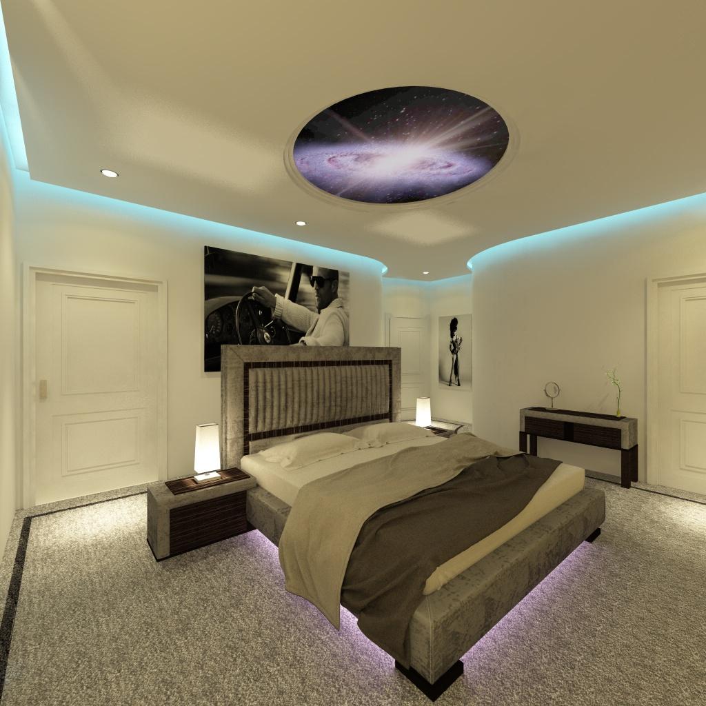 Moderne Schlafzimmer Design by Torsten Müller aus Bad Honnef nähe ...