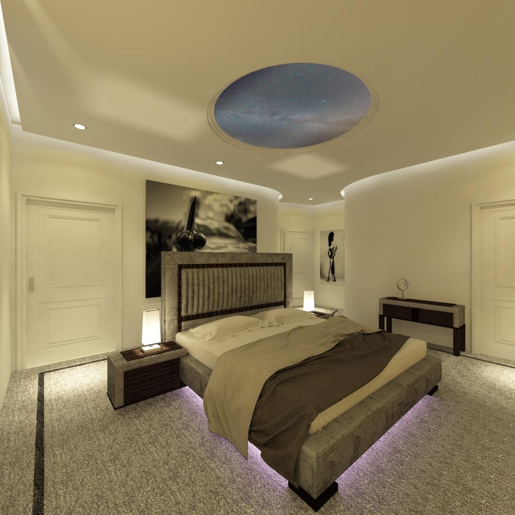 Moderne Schlafzimmer Design by Torsten Müller aus Bad Honnef ...