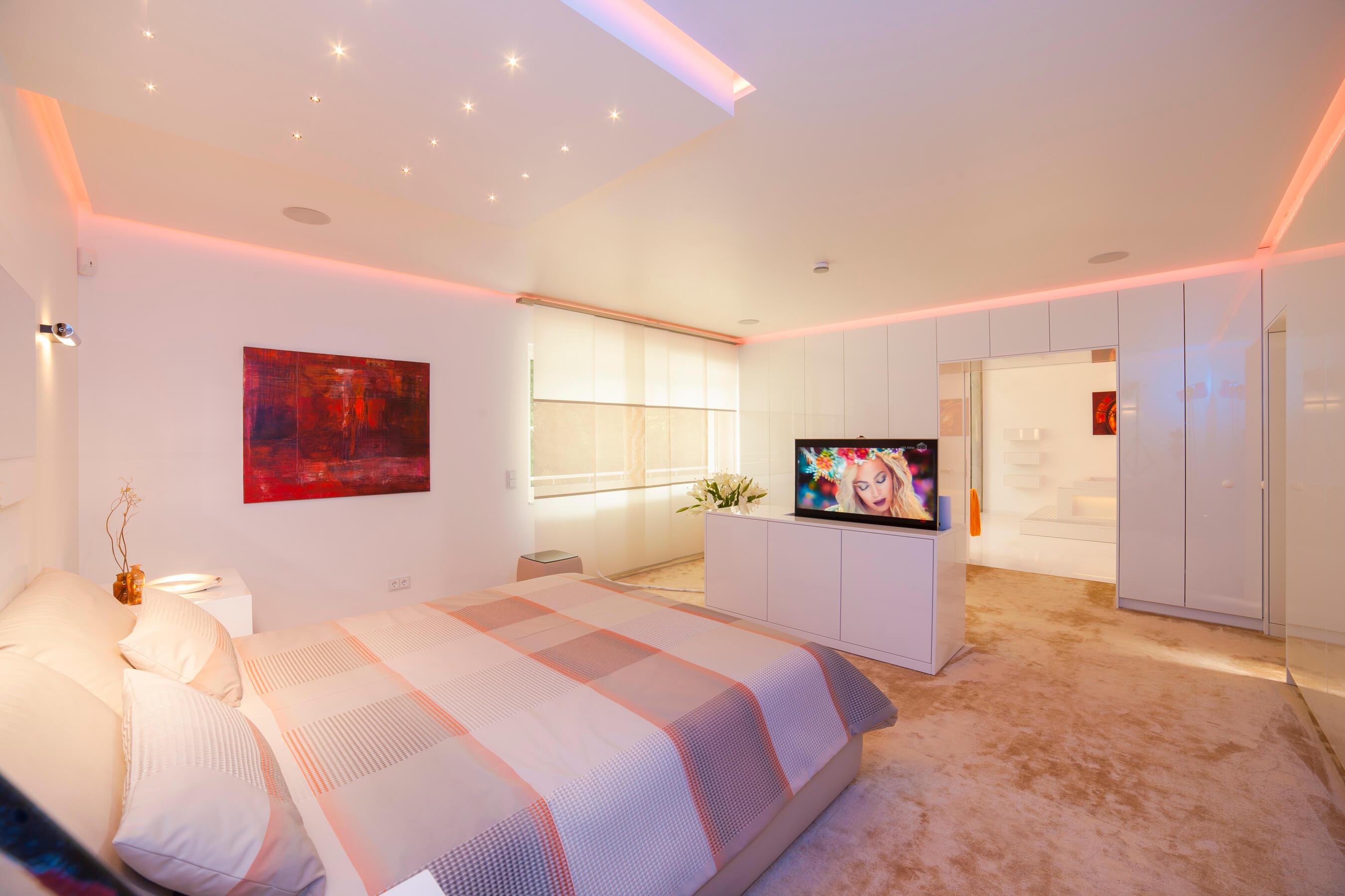Moderne Schlafzimmer Schlafzimmer  Design By Torsten Mueller Aus Bad Honnef Naehe Koeln Bonn Duesseldorf Frankfurt Muenster Sleepingroom