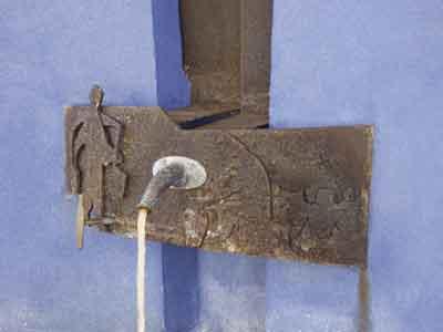 Edelhoffquelle in Bad Honnef mit ihrem Heilwasser