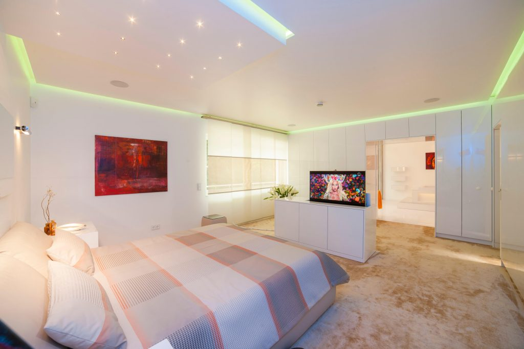 Schlafzimmer – Zufluchtsort zum Wohlfühlen