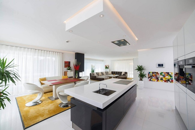 Architektur & Wellness Luxus-Wohnen in ruhevoller Harmonie durch Minimalismus
