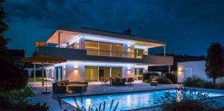 Architektur & Wellness: Luxus-Wohnen in ruhevoller Harmonie durch Minimalismus