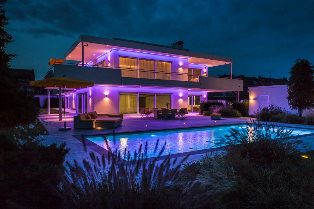 Pool-Konzept – Ästhetik auf höchstem Niveau